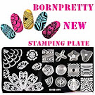BornPretty NEW Stamping Plate