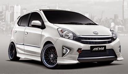 Toyota Agya 2015 Model Terbaru Daftar Harga Mobil Bekas Update