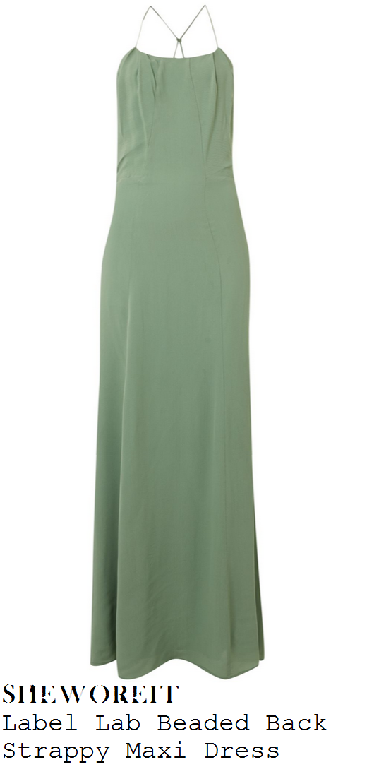 michelle-keegan-seafoam-green-sleeveless-embellished-maxi-dress-baftas