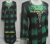 Jubah Uzma2 size 44