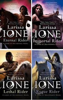 Lords of Deliverance - Books 1-5 - Larissa Ione