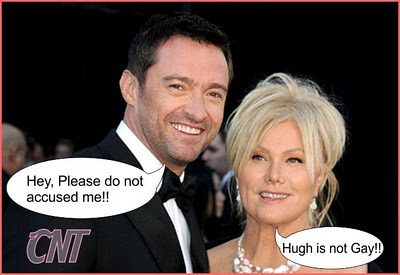 Deborra-Lee Furness - My husband is not Gay