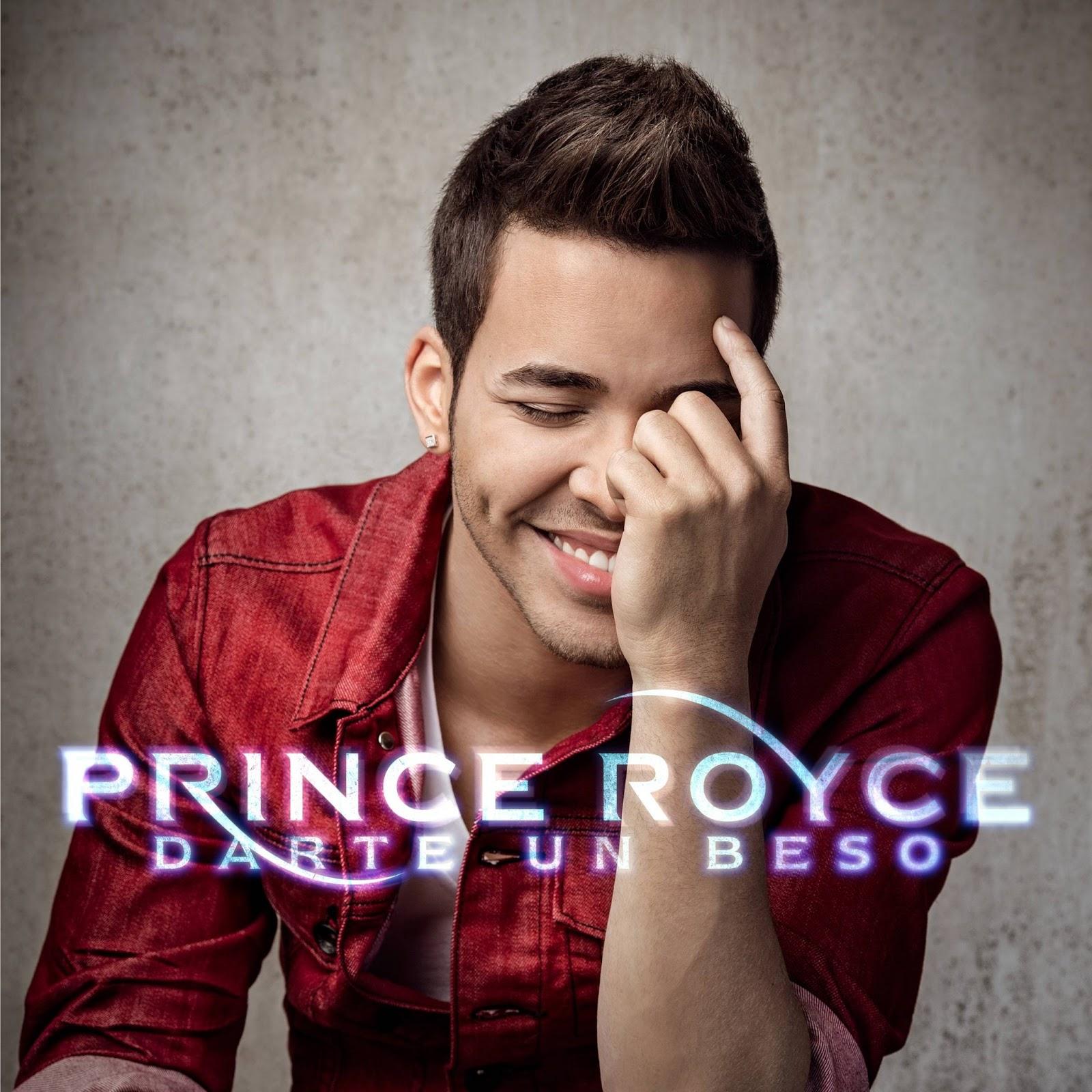 Prince Royce Darte un Beso Album Cover Prince Royce-darte un Beso