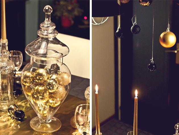 decorar bolas navidad