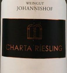 Charta Riesling (dry), Weingut Johannishof (Estate), Rheingau (Region), Germany