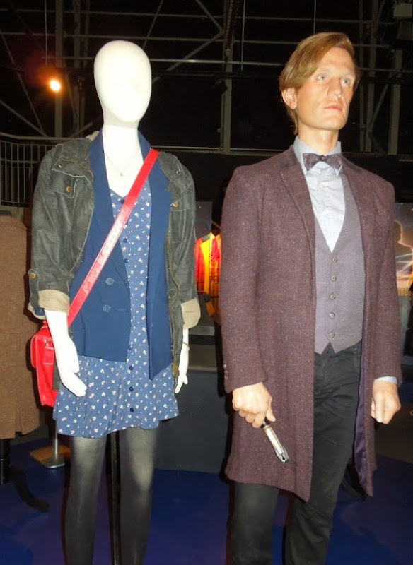 Clara Oswald Eleventh Doctor Who costumes
