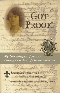Order my debut book, GOT PROOF! today