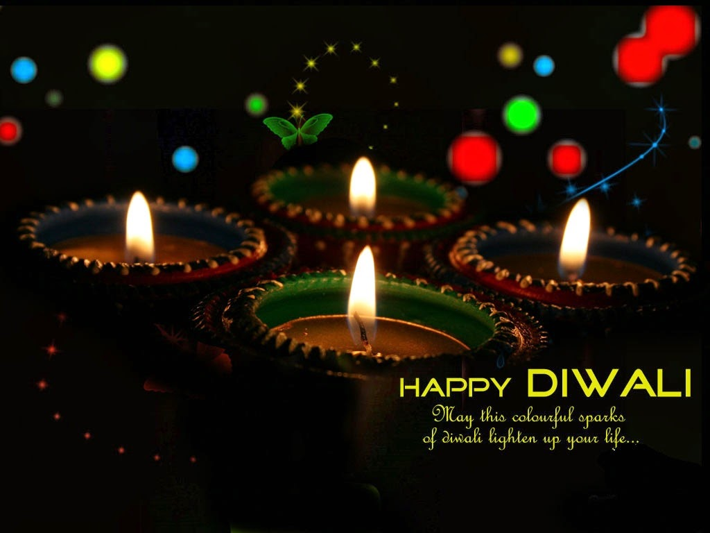 Happy Diwali Wallpapers 2014 for Desktop