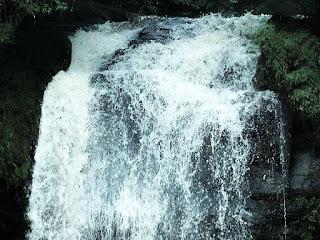Cabeceira da Cascata da Gruta, no Parque da Gruta, no Distrito de Otávio Rocha, em Flores da Cunha.