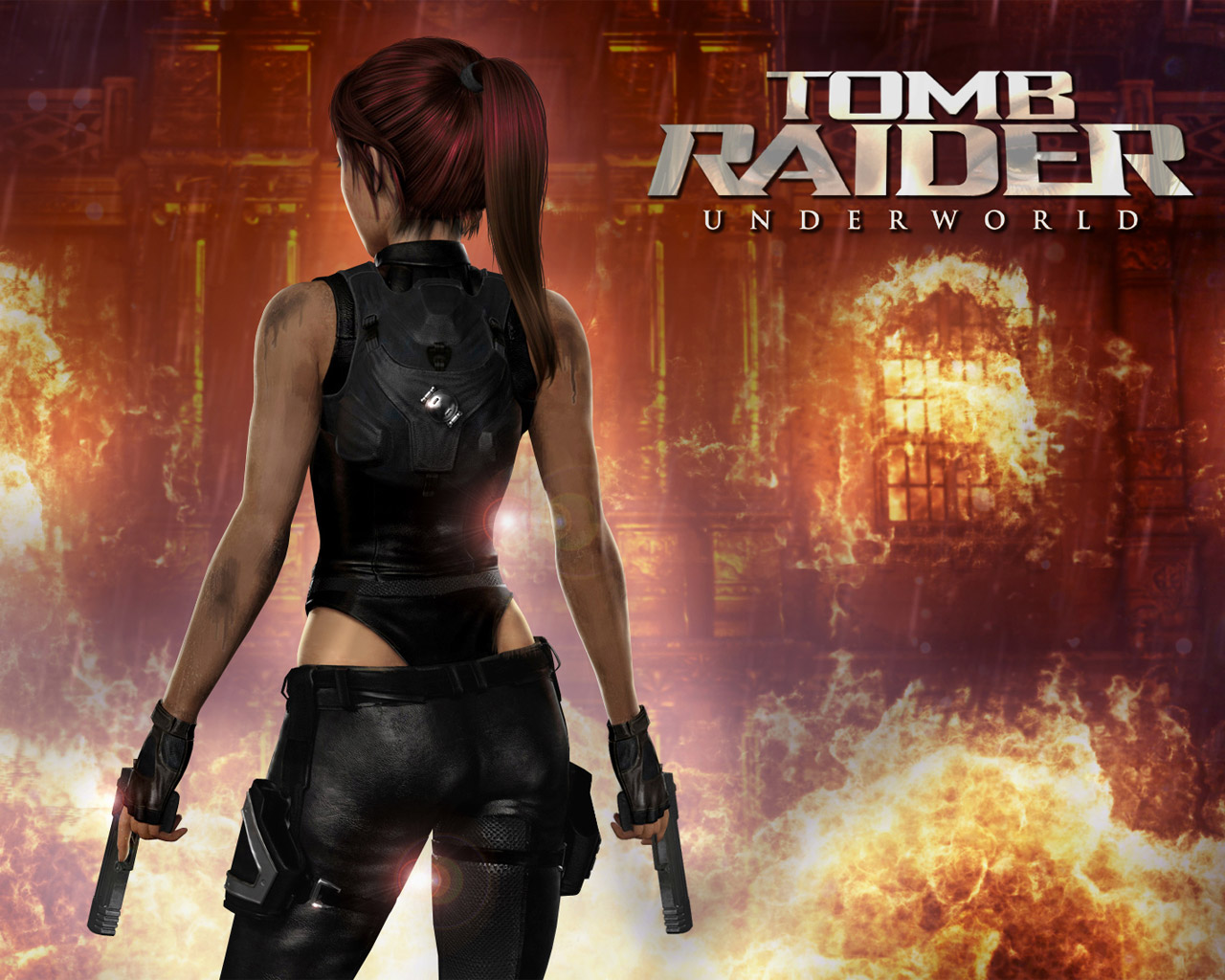 Tomb Raider HD & Widescreen Wallpaper 0.667449008905572