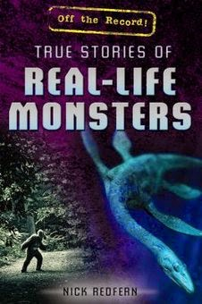 True Stories of Real-Life Monsters, unused artwork, 2014: