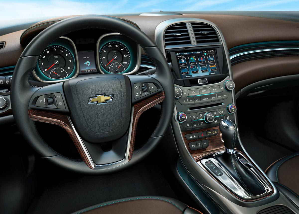 Chevrolet Malibu 2013 06 Novo Vectra 2013   Preços, fotos