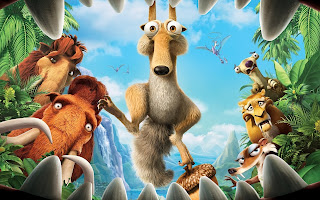 Ice Age 3 HD Wallpaper