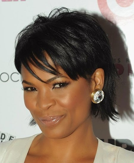 Black Women Short Hairstyles
