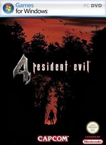 resident evil 4 pc game cover Resident Evil 4 (PC/MulTi5/ISO) RePack