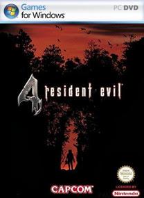 resident evil 4 pc game cover Resident Evil 4 (PC/MulTi5/ISO) RePack