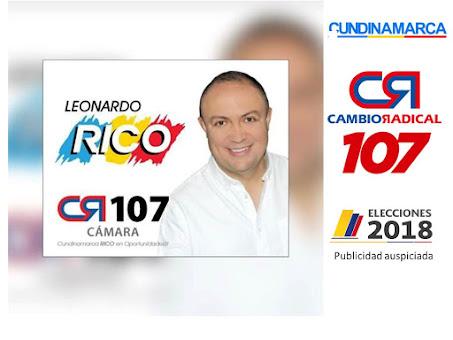 Por los municipios de Cundinamarca