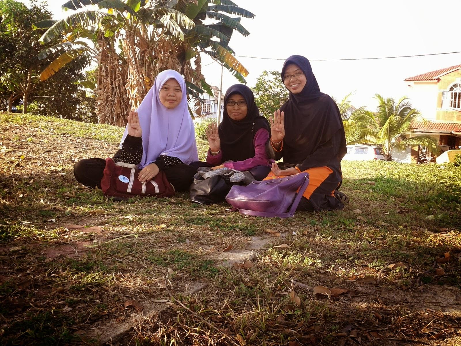 MY Usrahmates...