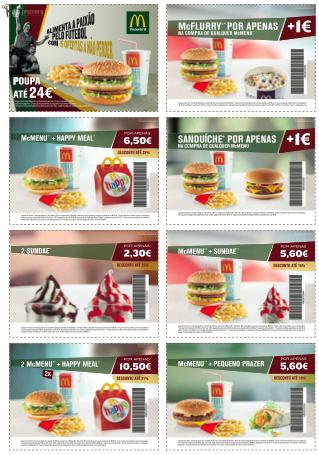Mcdonald volkswagen service coupons herbst angebote f r kita for Herbstangebote kita