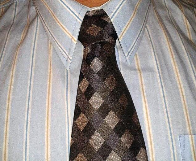 Kaklaraiščio mazgas Nr.6