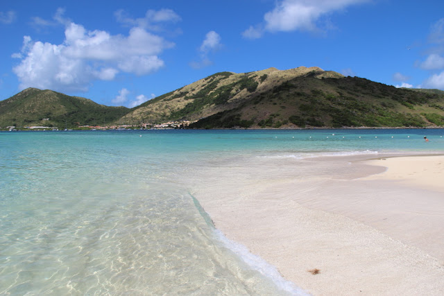 Isola St. Lucia nelle Piccole Antille