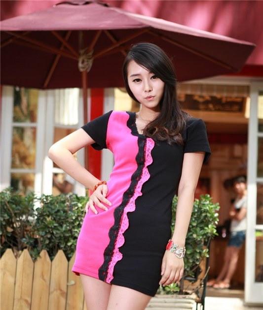Liu Yan - Sexy in Outdoor   Really Cute China Girls