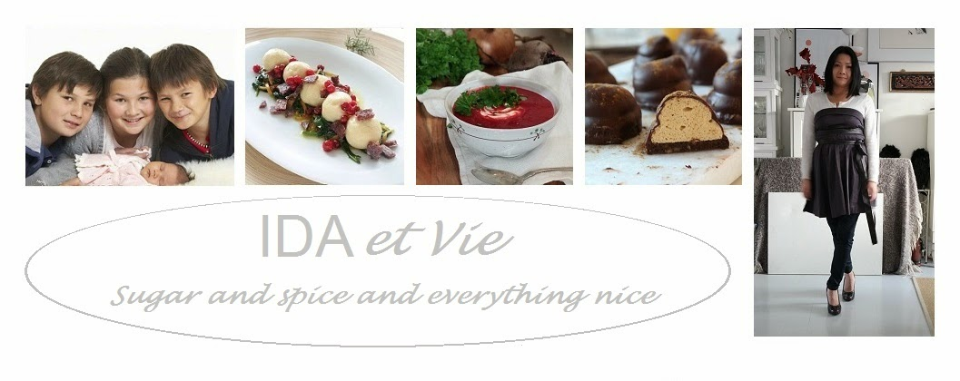 IDA et Vie- Sugar and spice and anything nice