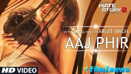 Aaj Phir - Hate Story 2 (2014) HD Music Video Watch Online