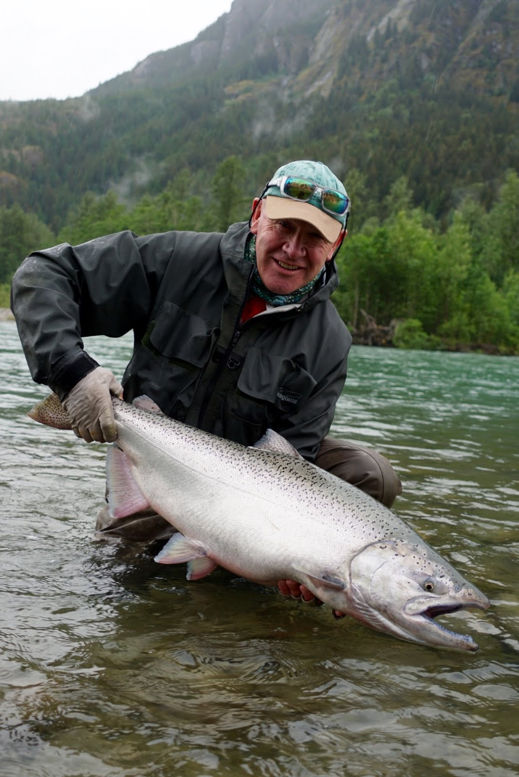 Summer Chinook Salmon