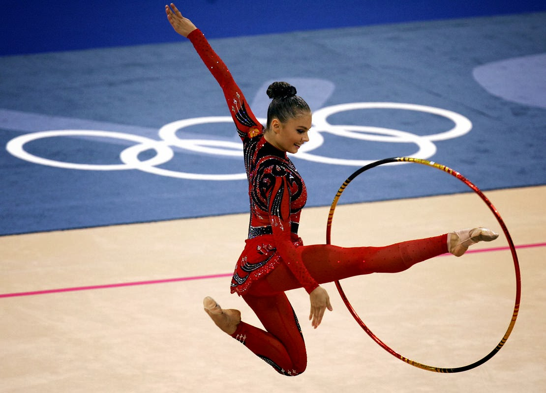 2014 alberta winter games gymnastics meet