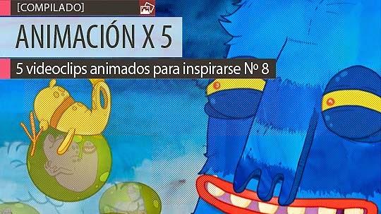 Animación. 5 videoclips animados para inspirarse Nº 8.
