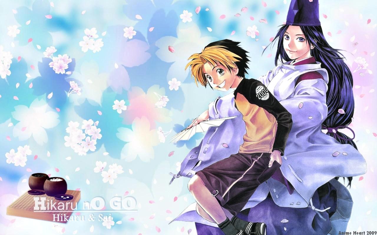 moonlight summoner u0026 39 s anime sekai  hikaru no go  u30d2 u30ab u30eb u306e u7881  hikaru u0026 39 s go