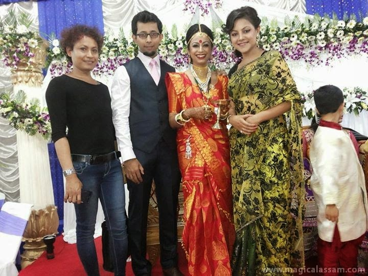 actress-jupitora-bhuyan-wedding