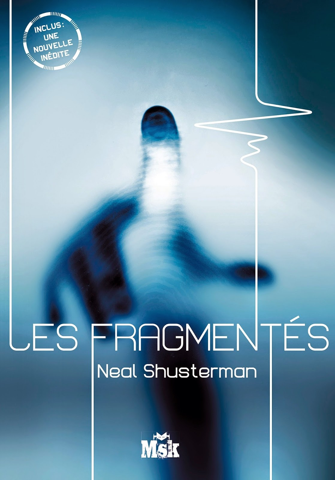 Les Fragmentés Unwind Neal Shusterman cover