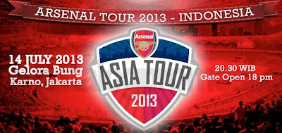 live streaming indonesia vs arsenal