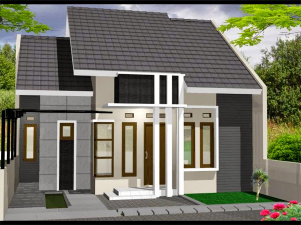 Perpaduan Abu Dan Putih Warna Cat Rumah Yang Bagus Untuk Rumah