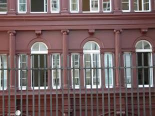 Ein Spukhaus in Basel