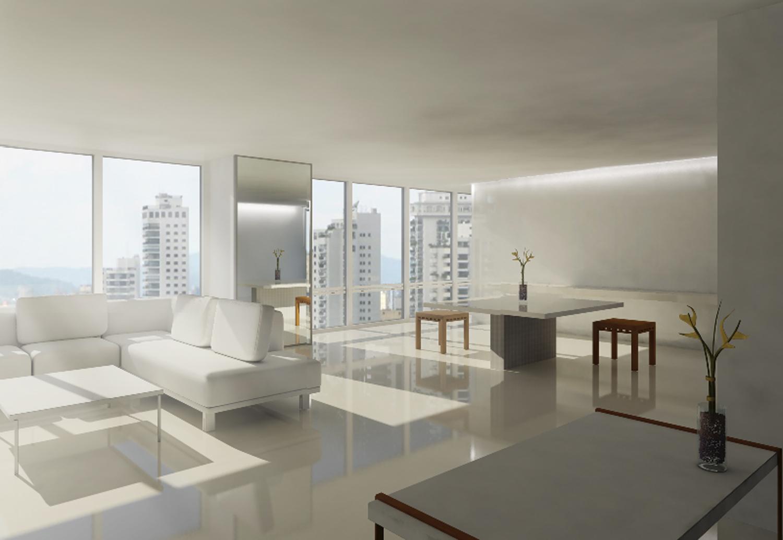 xd infografia espacios interiores