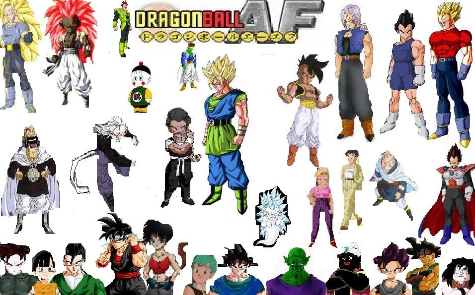 .: Imágenes de Dragon Ball AF:. - dbkai.foroactivo.com