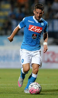 Dries Mertens 2015