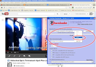 Cara Download Youtube Videos, tanpa idm