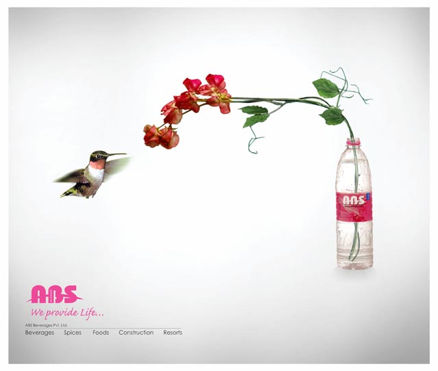 Ad Concept absolutlycreative: concept designs (misc)