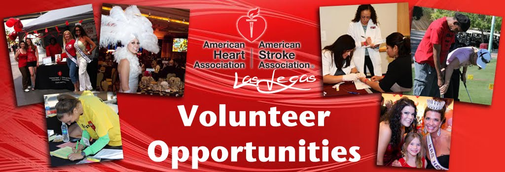 Las Vegas American Heart | Stroke Association Volunteer