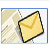 نموذج المراسلة الرسمية لمدونات البلوجر