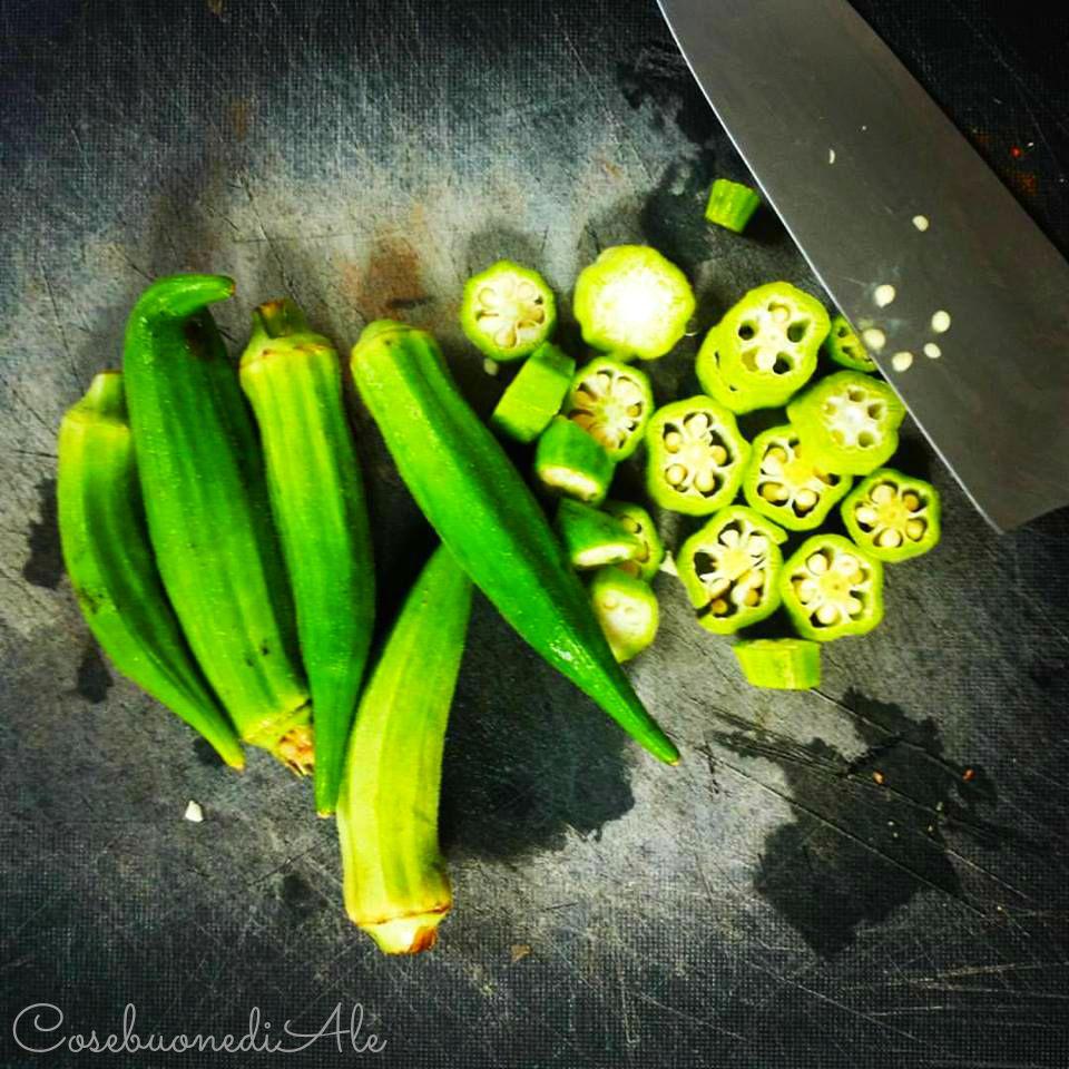 Cosebuonediale sorgo e gombo al curry for Gombo ricette