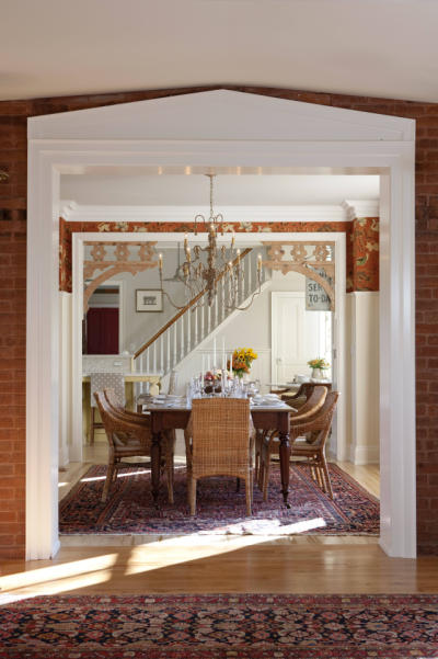 Designing Domesticity: Dining Room Love