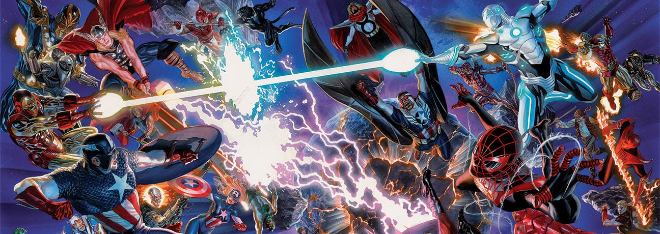 Secret Wars: First Look
