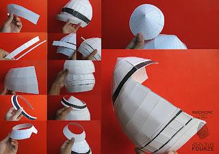 Tokusatsu Tôls File Papercraft... M10