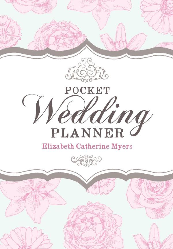 Win Amazing Pocket Wedding Planner Book