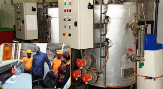 Governor Fashola Unveils Waste Transfer Loading Station In Oshodi Lagos 2